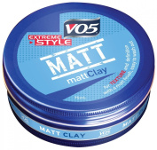 VO5 Extreme Style Matt Clay 75ml Pack of 3