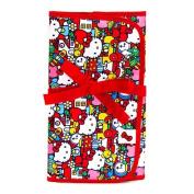 Ju-Ju-Be Hello Kitty Collection Memory Foam Changing Mat, Tick Tock