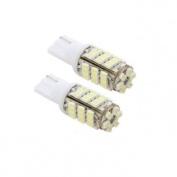 Sannysis 2pcs 42-SMD T15 12V LED Replacement Light Bulbs White for Car Light