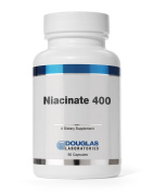 "Douglas Laboratories® - Niacinate 400 - 400 mg. ""No-Flush"" High Potency Niacin to Support Cardiovascular Health* - 120 Capsules"