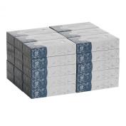 Georgia-Pacific Angel Soft ps Ultra 48560 White Premium Facial Tissue, Flat Box, 19cm Width x 22cm Length