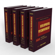 Developmental Psychopathology,, 4 Volume Set