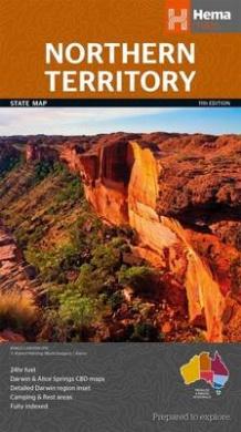 Northern Territory State: HEMA.3.06L: 2015