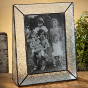 J Devlin Photo Frame 5x7 Vertical Vintage Glass