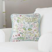 Bebe Jardin Square Decorative Pillow