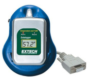 Extech 42275 Temperature and Humidity Datalogger with RS232 Computer Interface