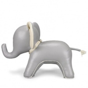 Zuny Series Elephant (Abby) Grey Animal Bookend