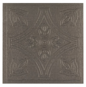 Achim Home Furnishings WTV303MT10 Metallo Wall Tile, 10cm by 10cm , Pewter, 27-Pack