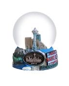 Seattle Washington Snow Globe - 65mm