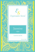 6 Pack Jasmine Large Scented Sachet Envelope By Expressive Scent