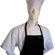 Adult 4x Apron, in Midnight Navy Blue Adjustable, Ultra Lite, Comfortable, Wont Fade