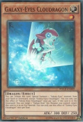 Yu-Gi-Oh! - Galaxy-Eyes Cloudragon (WSUP-EN009) - World Superstars - 1st Edition - Super Rare