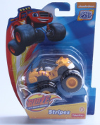 Fisher-Price Nickelodeon Blaze and The Monster Machines Blaze Stripes Basic Vehicle