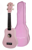 Martin Smith Ukulele - Pink