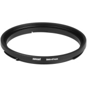 Sensei Bay 60mm Lens to 67mm Filter Step-Up Ring