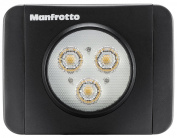 Manfrotto MLUMIEPL-BK LUMIE SERIES PLAY LED LIGHT & ACCESSORIES - BLACK