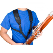 ProTec A317 Deluxe Bassoon Padded Harness Strap