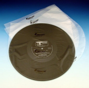 Diskeeper 1.5 Round Bottom LP Record Sleeves
