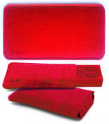 FitSand Travel Portable Slim Protective Soft Carrying Bag Pouch Box Case Cover for Jawbone Mini Jambox Wireless Bluetooth Speaker
