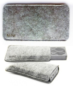 FitSand Soft Slim Portable Travel Carrying Protective Bag Case Cover Pouch Box for Jawbone Mini Jambox Wireless Bluetooth Speaker