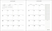 AT-A-GLANCE 2014 Executive Monthly Padfolio Refill for 70-290
