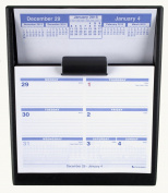AT-A-GLANCE Flip-A-Week Desk Calendar Weekly Refill 2015, 14cm x 18cm Page Size