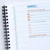 The Emergent Task Planner 3-Month Notebook