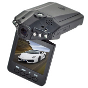 Napoer Beelike HD Car DVR Travelling Driving Data Recorder Camcorder Vehicle Camera with 120° Angle View, Black
