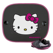KIT3014 - 2 Lateral Sun Shade - Window Hello Kitty