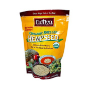 Nutiva, Organic Shelled Hempseed, 240ml