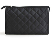 TheWin Cosmetic Bag Make-up Pouches, Black