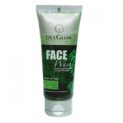 OxyGlow Nature's Care Neem & Tulsi Face Wash Removes Oil & Control Pimples 100ml