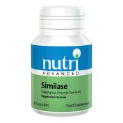 Nutri Advanced - Similase (Plant enzyme digestive formula) - 42caps
