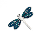 Sea Gems Nature Series Fine Enamel dragonfly Brooch - 2725 BCH