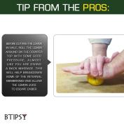 Homdox®Lemon Squeezer-Professional Lemon Juice Press-Premium Quality Stainless Steel Citrus-Juicer Manual Hand Press Tool