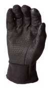 HWI Touchscreen Fleece Glove - Black, Small