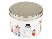 Cute Fun Moomin Characters Storage Kitchen Food Children's Toy Tin Can Canister Box Jar