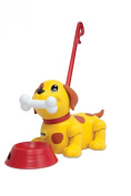 TOMY Push Me/Pull Me Puppy
