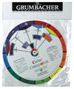 Grumbacher B420 Large Colour Wheel