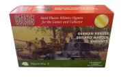 German Panzer 38(t) and Marder Variants (x 3 Tanks) - 1:72 Kit by Plastic Soldier Company