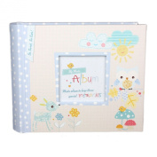 Tiny Wonderland Baby Boy Photo Album