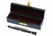 Badge Pin Badge Brooch Orchestral OBOE Oboes Miniblings Brooch + Box