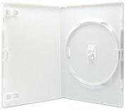 Vision Media 10 X Amaray Single White - DVD/Blu Ray/CD/ Wii Case