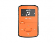SanDisk 8 GB Clip Jam MP3 Player - Orange