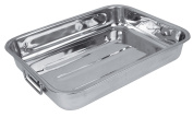 Crealys 500535 Baking Tray Stainless Steel