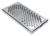 Rectangular Stainless Steel Drip Tray 3503