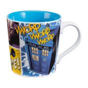 Doctor Who 350ml Ceramic Mug