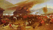 Neuville Alphonse Marie De The Defence Of Rorkes Drift A4 10x8 Photo Print Poster