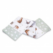 Wrendale Tea Towel