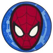 Spiderman Ultimate City bedroom rug mat